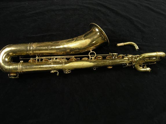 Selmer Lacquer Mark VI Baritone - 137237 - Photo # 2
