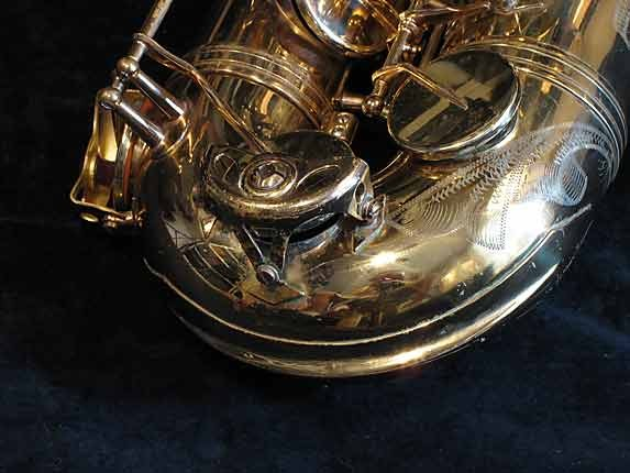 Selmer Lacquer Super Action 80 Tenor - 351678 - Photo # 18