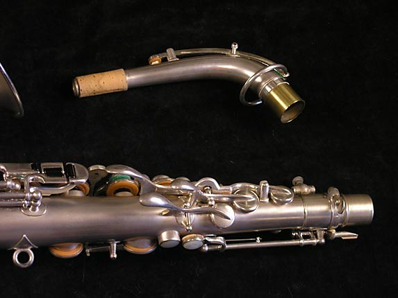 Buescher Silver Plate True Tone Alto - 211895 - Photo # 6