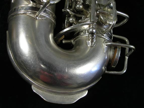 Martin Silver Plate Handcraft Soprano - 21771 - Photo # 13