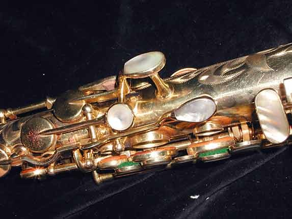 "King Gold Plate H.N. White ""Artist"" Alto - 99103 - Photo # 13"