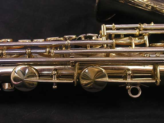 King Silver-Sonic Gold Inlay Super 20 Tenor - 385231 - Photo # 12