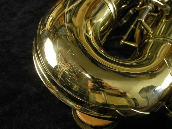 King Lacquer-Sterling Neck Super 20 Tenor - 433254 - Photo # 23