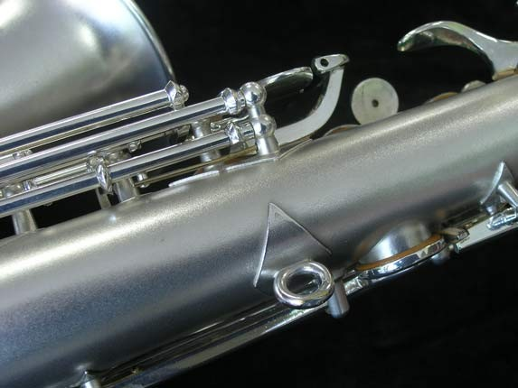 Buescher Silver Plate New Aristocrat Alto - 263859 - Photo # 17