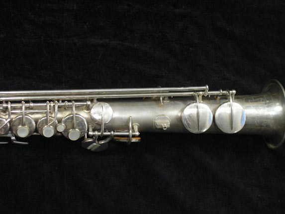 Conn Silver Chu Berry Soprano - 211964 - Photo # 3