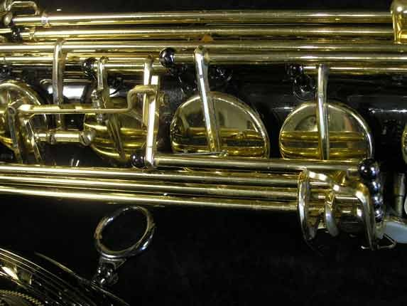 Keilwerth Black Nickel SX-90R Tenor- 102812 - Photo # 11