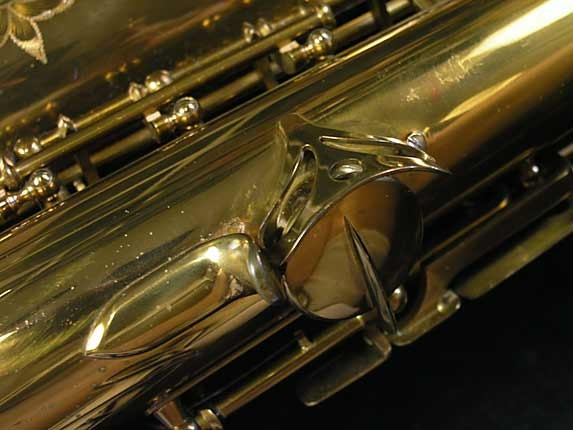 Selmer Lacquer Balanced Action Alto - 26416 - Photo # 15
