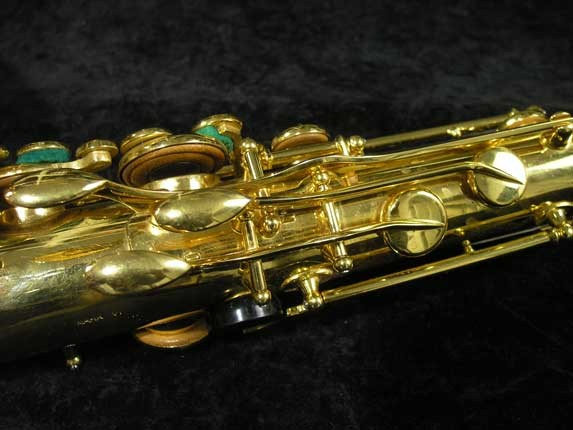 Selmer Gold Plate Mark VI Tenor - 142934 - Photo # 8