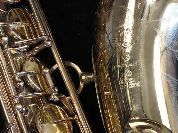Selmer Lacquer Super Action 80 Tenor - 351678 - Photo # 19