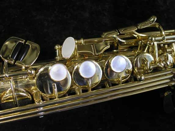Selmer Lacquer Super Action 80 serie III Soprano - 510733 - Photo # 10
