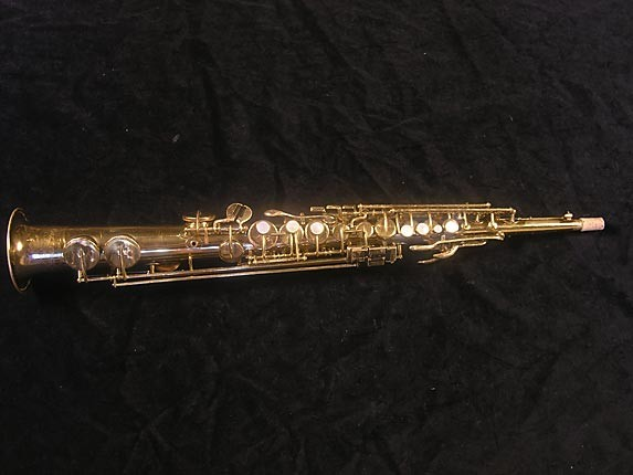 Buescher Lacquer True Tone Soprano - 228284 - Photo # 1