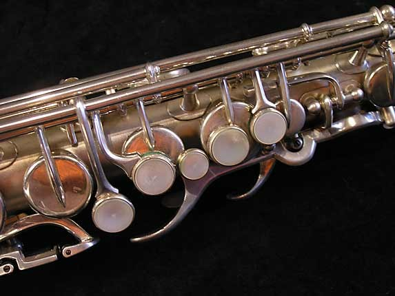 Buescher Silver Plate True Tone Alto - 211895 - Photo # 7
