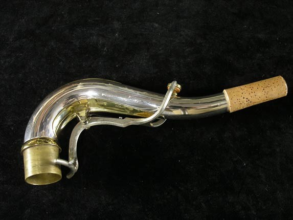 King Lacquer-Sterling Neck Super 20 Tenor - 433254 - Photo # 24