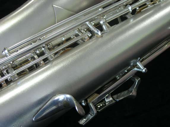 Buescher Silver Plate New Aristocrat Alto - 263859 - Photo # 18