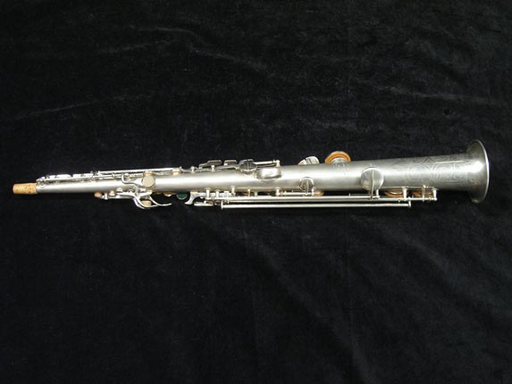 Conn Silver Chu Berry Soprano - 211964 - Photo # 4