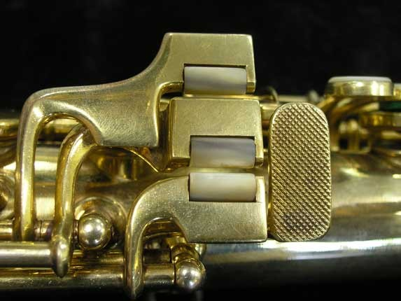 "Conn ""Portrait"" Gold Plate ""Angel"" Alto - 180010 - Photo # 8"