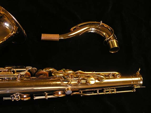 Selmer Gold Plate Super Tenor - 17354 - Photo # 6