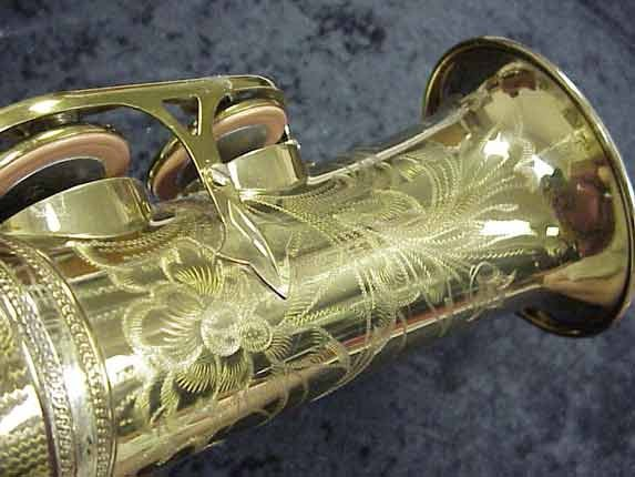 Selmer Lacquer Super Balanced Action Alto - 51899 - Photo # 10