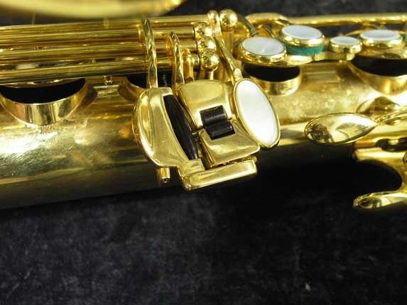 Selmer Gold Plate Mark VI Tenor - 142934 - Photo # 9