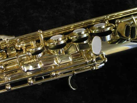 Selmer Lacquer Super Action 80 serie III Soprano - 510733 - Photo # 11