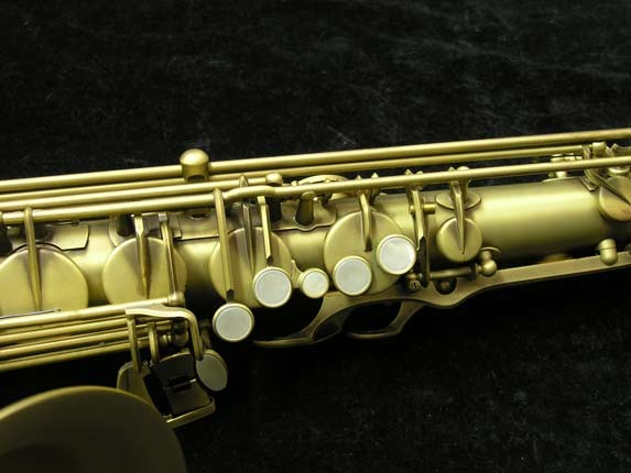 Selmer Reference 54 Tenor - 640108 - Photo # 7