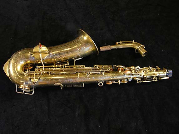 "Martin Gold Plate ""Elkhart"" Alto - 56694 - Photo # 2"