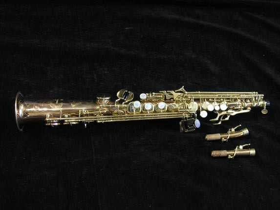 Yanagisawa Bronze Lacquer S-992 Soprano - 00233966 - Photo # 1