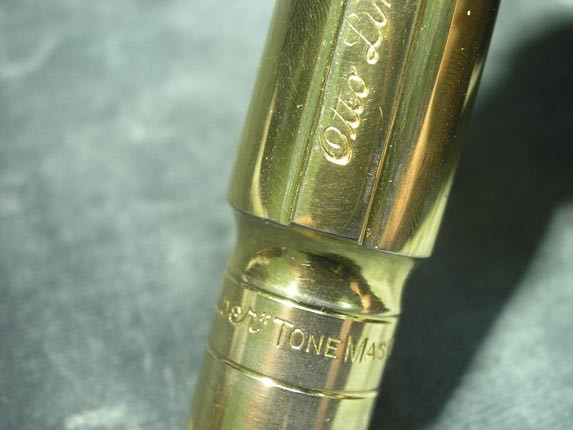 Otto Link Florida Super Tone Master Tenor - Photo # 5