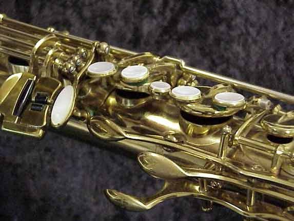 Selmer Lacquer Mark VI Tenor - 115991 - Photo # 31