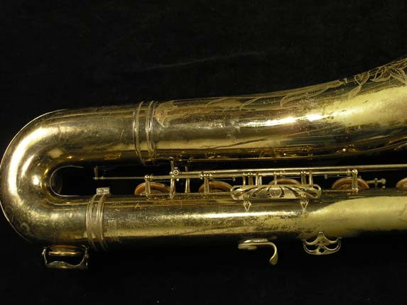Selmer Lacquer Mark VI Baritone - 137237 - Photo # 5