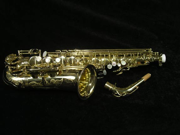 Selmer Lacquer Super Action 80 serie II Alto - 651255 - Photo # 1