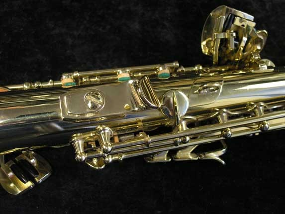 Selmer Lacquer Super Action 80 serie III Soprano - 510733 - Photo # 12