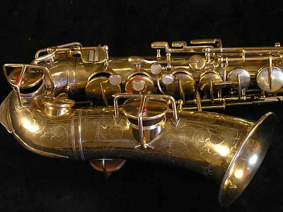 "Martin Gold Plate ""Elkhart"" Alto - 56694 - Photo # 3"
