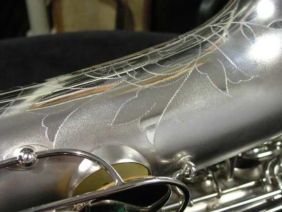 "Martin Silver Plate ""The Martin"" Tenor - 176595 - Photo # 15"