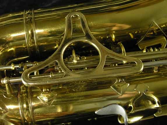 King Lacquer-Sterling Neck Super 20 Alto - 303393 - Photo # 19
