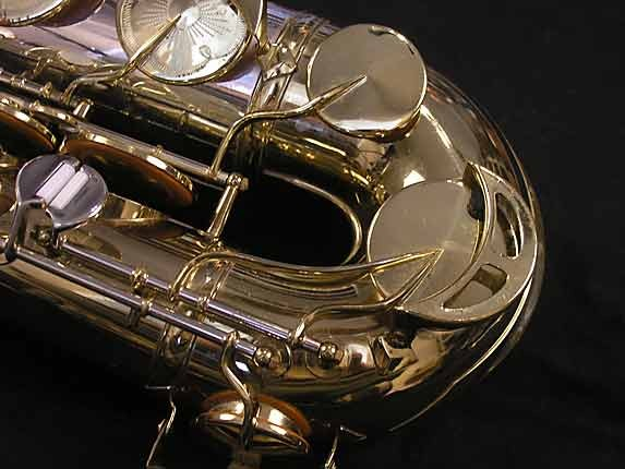 King Silver-Sonic Gold Inlay Super 20 Tenor - 385231 - Photo # 15