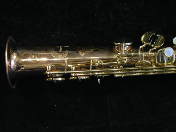 Yanagisawa Bronze Lacquer S-992 Soprano - 00233966 - Photo # 2