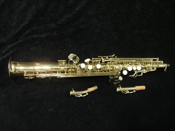 Keilwerth Lacquer ST-90 series Soprano - 84481 - Photo # 1