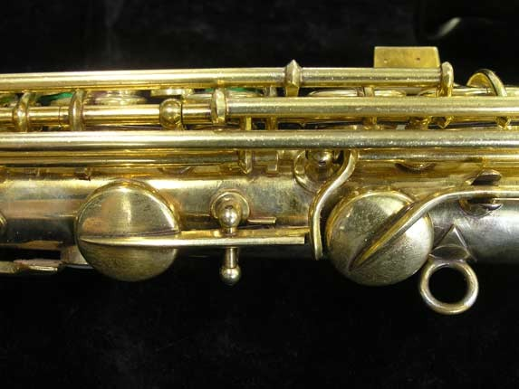 "Conn ""Portrait"" Gold Plate ""Angel"" Alto - 180010 - Photo # 10"