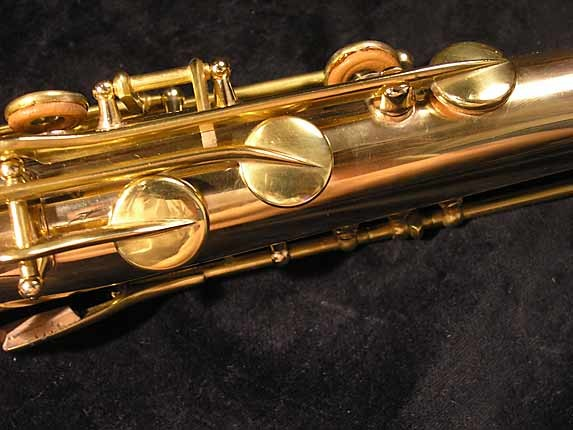 Selmer Gold Plate Super Tenor - 17354 - Photo # 8