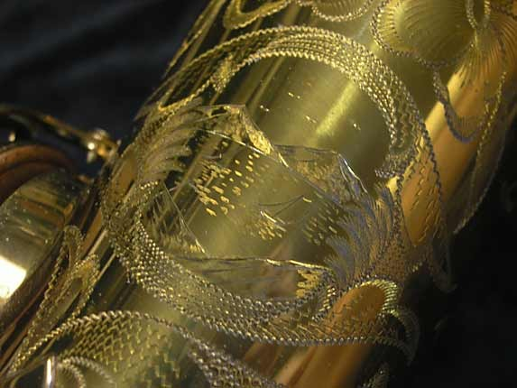Selmer Lacquer Balanced Action Alto - 26416 - Photo # 18