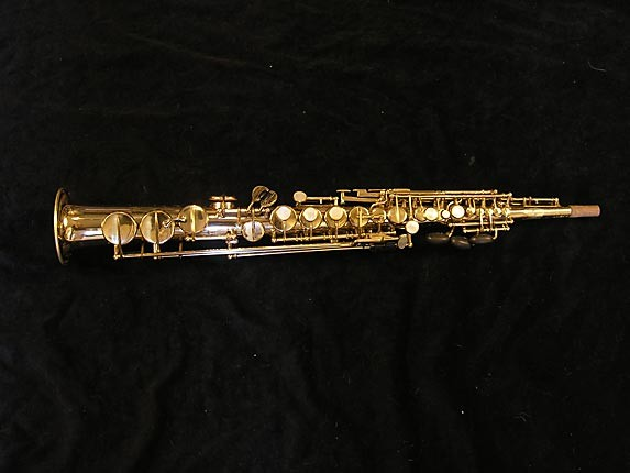 Selmer Lacquer Mark VI Soprano - 141868 - Photo # 1