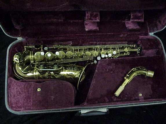 Selmer Lacquer Mark VI Alto - 113250 - Photo # 1