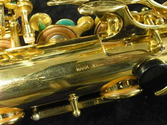 Selmer Gold Plate Mark VI Tenor - 142934 - Photo # 11