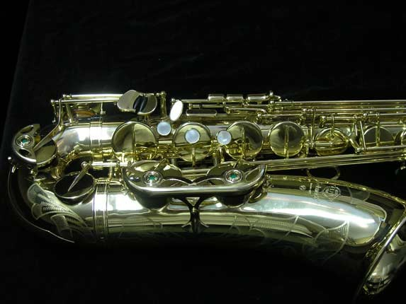 Selmer Lacquer Mark VII Tenor - 262909 - Photo # 2