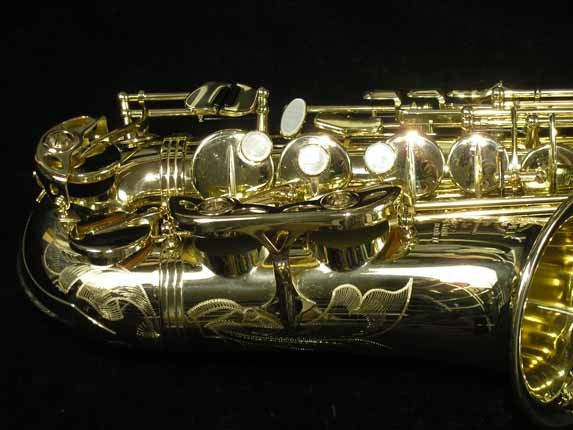 Selmer Lacquer Super Action 80 serie II Alto - 651255 - Photo # 2