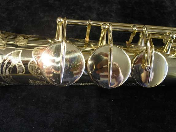 Selmer Lacquer Super Action 80 serie III Soprano - 510733 - Photo # 13