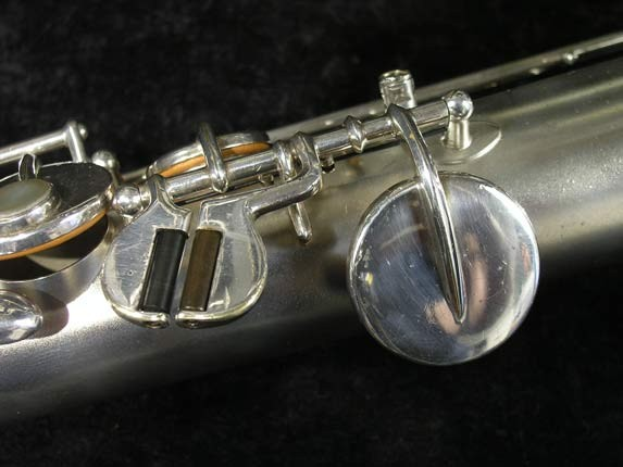 Buescher Silver Tipped Bell True Tone Soprano - 234860 - Photo # 15