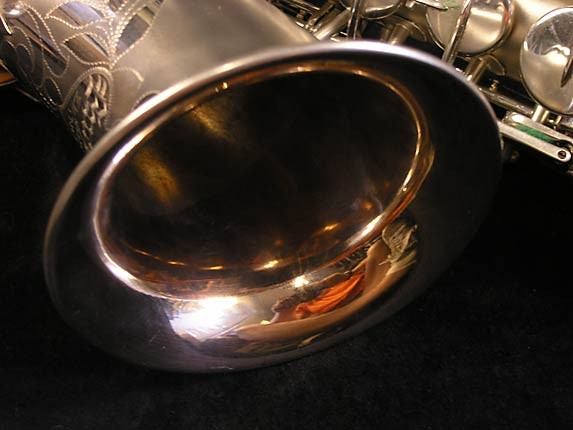 Buescher Silver Plate True Tone Alto - 211895 - Photo # 10