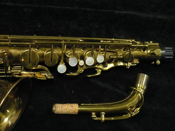 "Buescher Lacquer Aristocrat ""Big B"" Alto - 295790 - Photo # 3"